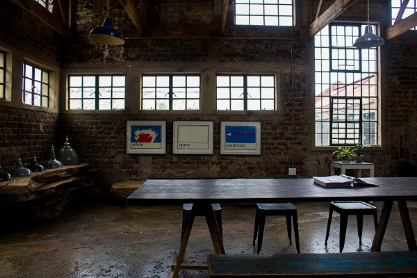 Take a first look at Jozi's new arts hub
