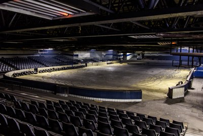 The Abandoned Carlton Centre Sky Rink