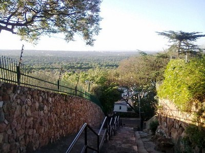 The Westcliff And Its Steps