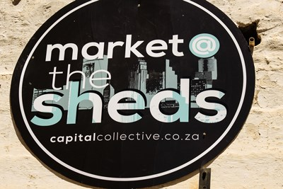 Pretoria's Sheds Market Is Worth The Trek