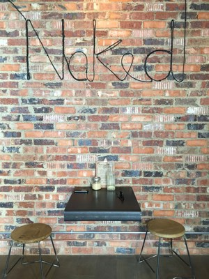 Melrose Arch's Naked Coffee