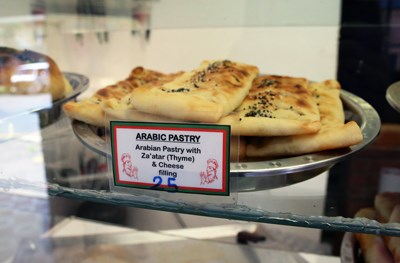 King Arabic Sandwich Makes The Best Pastries