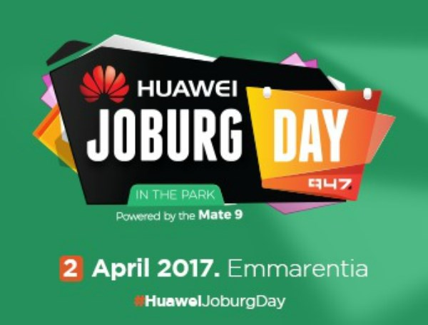 Huawei Joburg Day In the Park