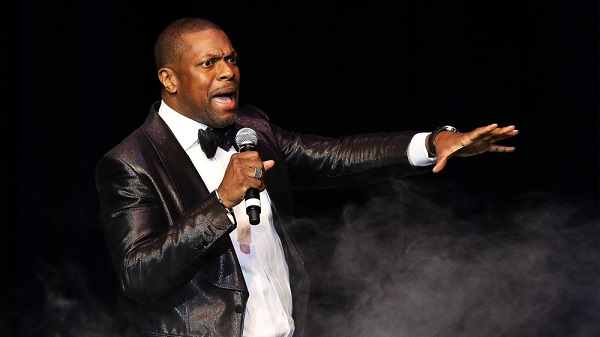 Chris Tucker is coming to Joburg
