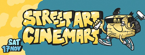 Check out the Street Art Cinemart