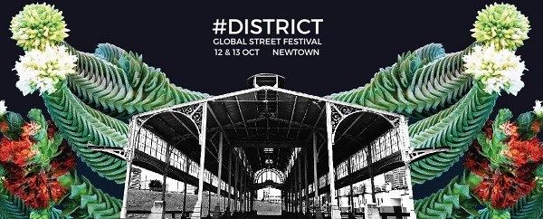 DISTRICT: A global street festival in Newtown